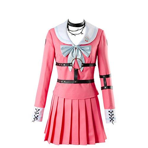 Danganronpa V3: Killing Harmony-Iruma miu Dress Cosplay Cosplay Kostüm Damen M