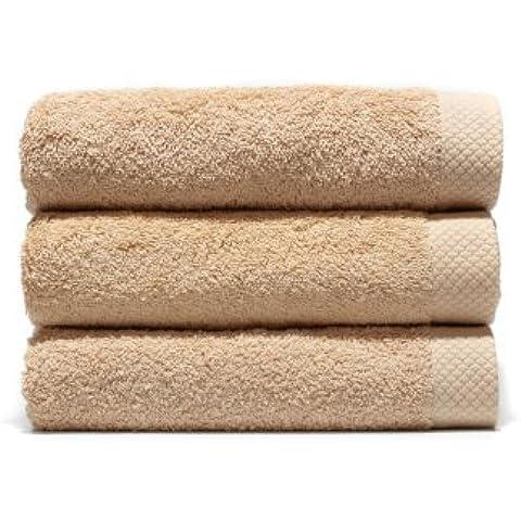 Home Basic - Set 3 asciugamani: ospite