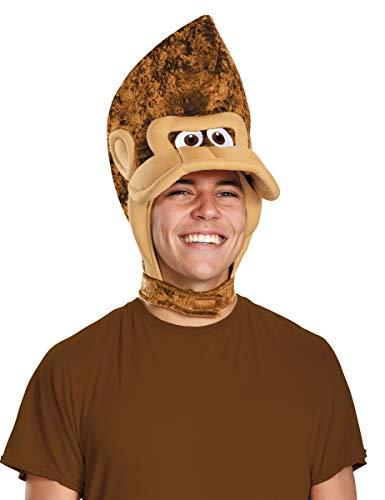 Generique - Donkey Kong Mütze für Erwachsene ()