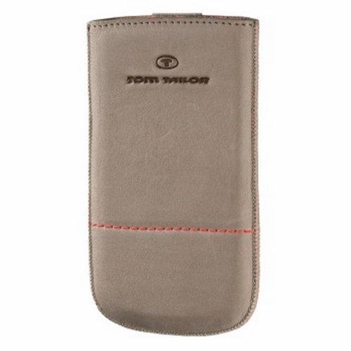 Tom Tailor Handytasche Furry Beige-Pink Gr.M für Samsung S3 mini Universal-Sleeve