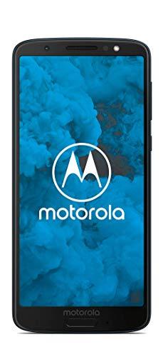 Motorola Moto G6 Dual SIM - 32 GB - Blau (Zertifiziert und Generalüberholt)