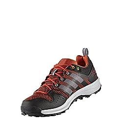 adidas Herren Galaxy Trail M Laufschuhe, Varios Colores (Chiart/Ftwbla/Negbas), 44 EU