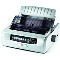 OKI Microline 5520eco A4 Mono Dot Matrix Printer