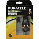 Duracell DMDC03 Chargeur de voiture pour iPod/iPhone 4G/3Gs/3G