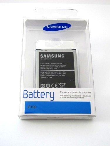 Samsung Original Akku für Galaxy S3 S III Mini (1500mAh, Blister) (Handys Samsung S3 Mini)
