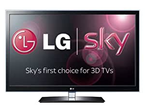 LG 47LW450U 47-inch Widescreen Cinema Full HD 1080p 3D 100Hz LED TV with Freeview (discontinued by manufacturer)