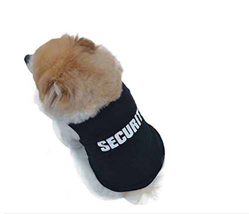 Inception Pro Infinite Kostüm - Verkleidung -Sicherheit - Security - Bodyguard - Wächter - Bodyguard - Hund (XS) (Wächter Kostüm)