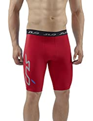 Sub Sports Herren Cold Kompressionsshorts Thermisch Funktionswäsche Base Layer  hose kurz