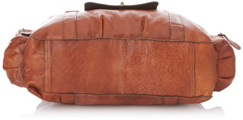 PIECESTotally Royal Leather Small Bag13 - Sacchetto Donna Beige (Beige (mocca))