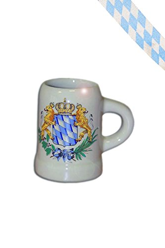 ahne am Band - der 4 cl Bierkrug ()