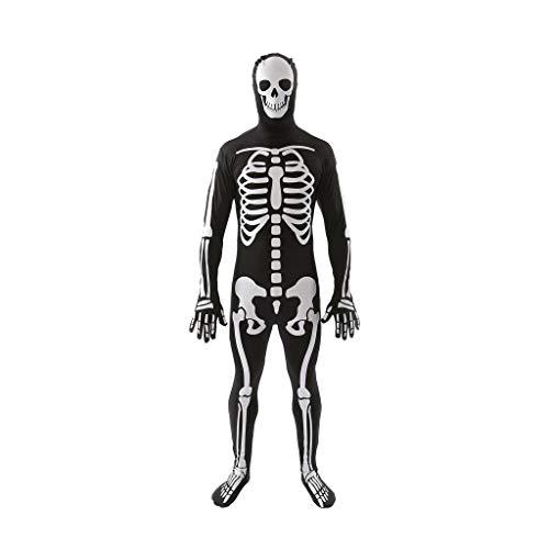 (Halloween Kostüm Adult Horror Jumpsuit Maskerade Kostüm (Size : M))