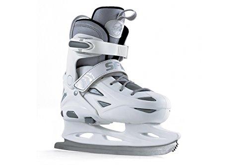 sfr-eclipse-adjustable-junior-kids-ice-skates-white-silver-8-11