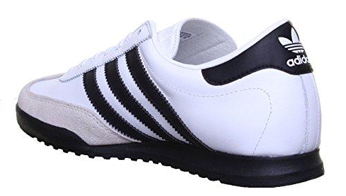 adidas  Beckenbauer, Low-top homme Noir - White/Black