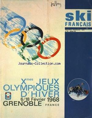 SKI FRANCAIS [No 169] du 01/01/1968