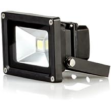 Hispania Foco LED 10W de consumo | 900 lumens, luz fría 6000K