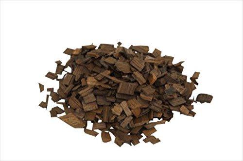 Copeaux de bois de chêne à forte torréfaction, 40g - 'MoonshinersChoice'