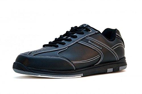 Brunswick Flyer Chaussures de bowling noir - Adulte et enfant
