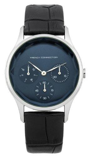 french-connection-eden-fc1178bu-orologio-da-polso-da-donna-cinturino-in-pelle-colore-nero