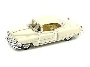 Kinsmart 1953 Cadillac Series 62 Coupe 1:43 Scale Diecast Car - Multi Color