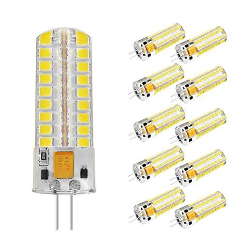 G4 LED lamp AC / DC 12V 550 lumens 7W lampe base de broche...