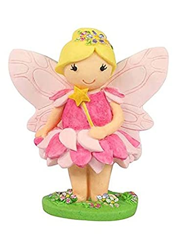 Pink Fairy - Cake Topper Decoration - non edible - by Cake Star