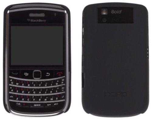 Incipio Blackberry Bold 9650Tour 9630OEM Feather Schutzhülle Zum Aufstecken Rückseite Cover-Schwarz bb-980 Incipio Feather Für Blackberry