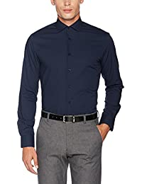 Tommy Hilfiger Tailored Herren Businesshemd Core Stretch Poplin Slim Shirt