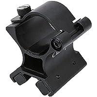 Fuerte doble magnético Linterna Gun Mount Soporte iluminación para linterna X Táctica montar con caja original, (27 -30mm)