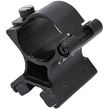 2 x 360° Halter Halterung für Taschenlampe Taschenlampenhalter 23-28mm Fahrradzubehör