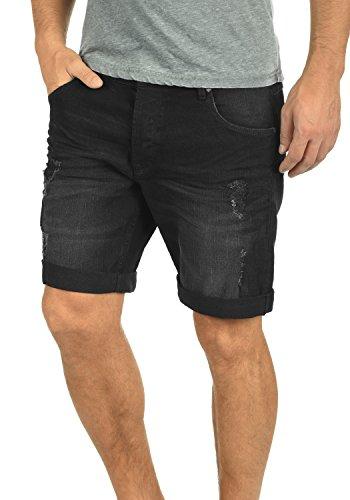 Solid Toy Denim Shorts, Größe:L;Farbe:Black (9000) (Schwarze Denim-shorts)