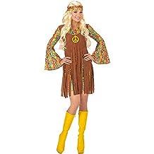 Adultos Disfraz hippie Mujer