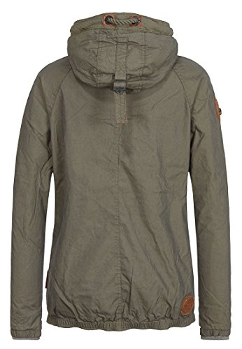 Naketano Benficker Nuno Jacket Dirty Steel Olive
