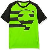 adidas Jungen T-Shirt YB LR T BR Tee, Schwarz, 152, 4056559905262