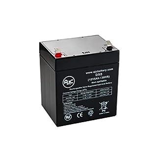 Enduring CB-5-12 CB5-12 12V 5Ah Versiegelte Bleisäure Akku - Dies ist Ein AJC® Ersatz
