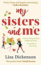My Sisters And Me: THE Hilarious, Feel-Good Book To Curl Up With This Autumn