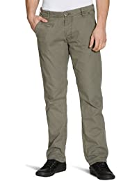 TOM TAILOR Denim Herren Hose 64000280912/solid relaxed slim chino