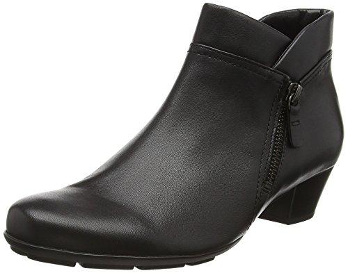 Gabor Shoes Basic, Stivaletti Donna Nero (schwarz 27)