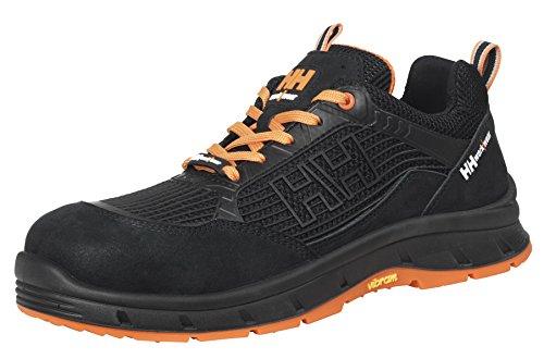 Helly Hansen Workwear, 78210, Scarpe di sicurezza S3 Oslo Sports WW 78210 scarpe da lavoro Hightech nero Gr. 45
