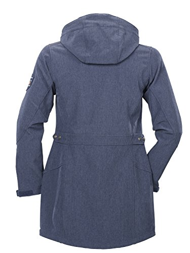 Fifty Five Roslyn, Cappotto Donna Deepocean