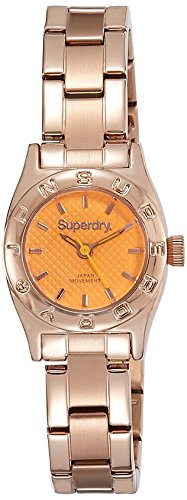 Superdry SYL158ORGM Women's Watch image.