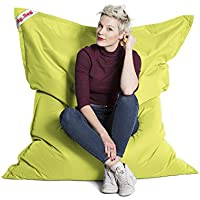 Preisvergleich für Sitzsack Brava Big Bag 130x170cm grün