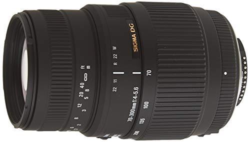 Sigma Objectif 70-300mm F4-5,6 DG Macro - Monture Nikon