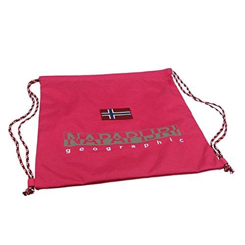Napapijri Hym - Mochila unisex rosa Hot Pink talla única