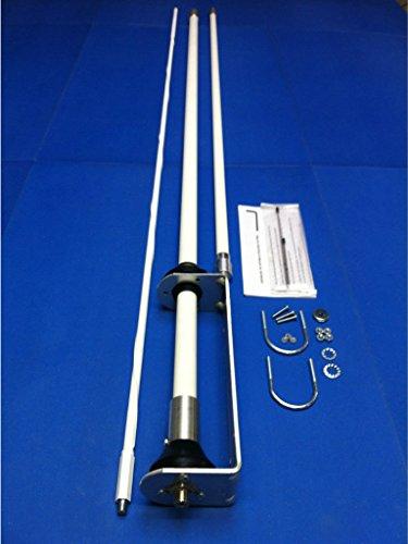 Sigma 2011Skip Master 5/8Wave CB Fibre glas Basisstation Antenne 5/8 Glas