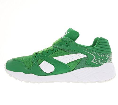 Puma Trinomic XS 850 x Green amazon-white gruen/weiss