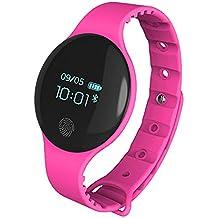 Relojes Inteligentes, Lananas Adolescentes Chicas Muchachos Bluetooth Pantalla táctil Electrónico Relojes Teenagers Smart