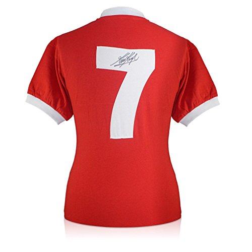 exclusivememorabilia.com La camiseta número siete del Liverpool firmada por Kevin Keegan