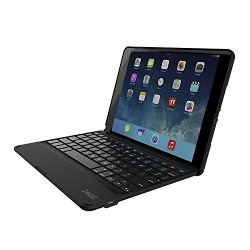 Zagg ID6ZFN Schutzhülle mit Tastatur für Apple iPad Air 2 schwarz - 3