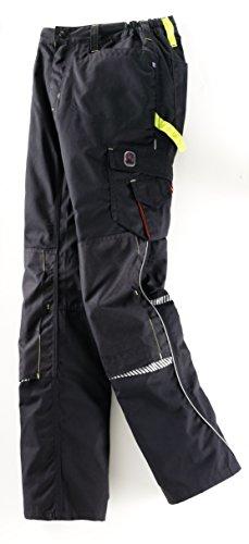 Preisvergleich Produktbild Terrax Workwear Arbeitshose mit elastischem Bund und Reflektoren, Gr. 56