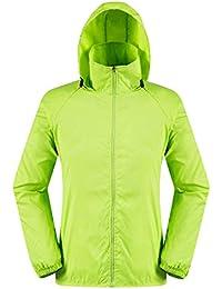 Amphia - Herren und Damen des gleichen Absatzes, leichte Jacke, Wasserdichte Windjacke, schützen den Laufanzug,Jacke Windbreaker Laufender Mantel